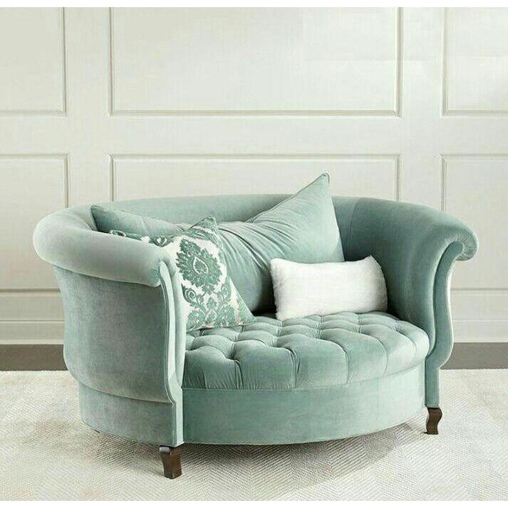Sofa đơn độc đáo dành cho những tín đồ đam mê không gian hiện đại