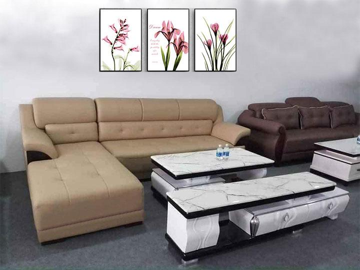 Sofa phòng khách và cách phân biệt của từng loại sofa