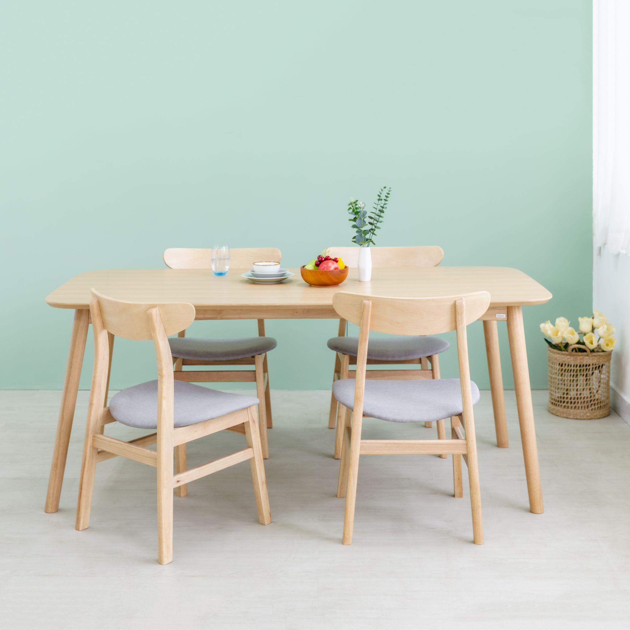 Tại sao bọc ghế bàn ăn cho phòng bếp?
