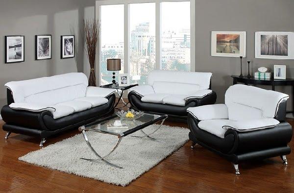 Tại sao bọc ghế sofa trắng đen luôn được ưa chuộng?