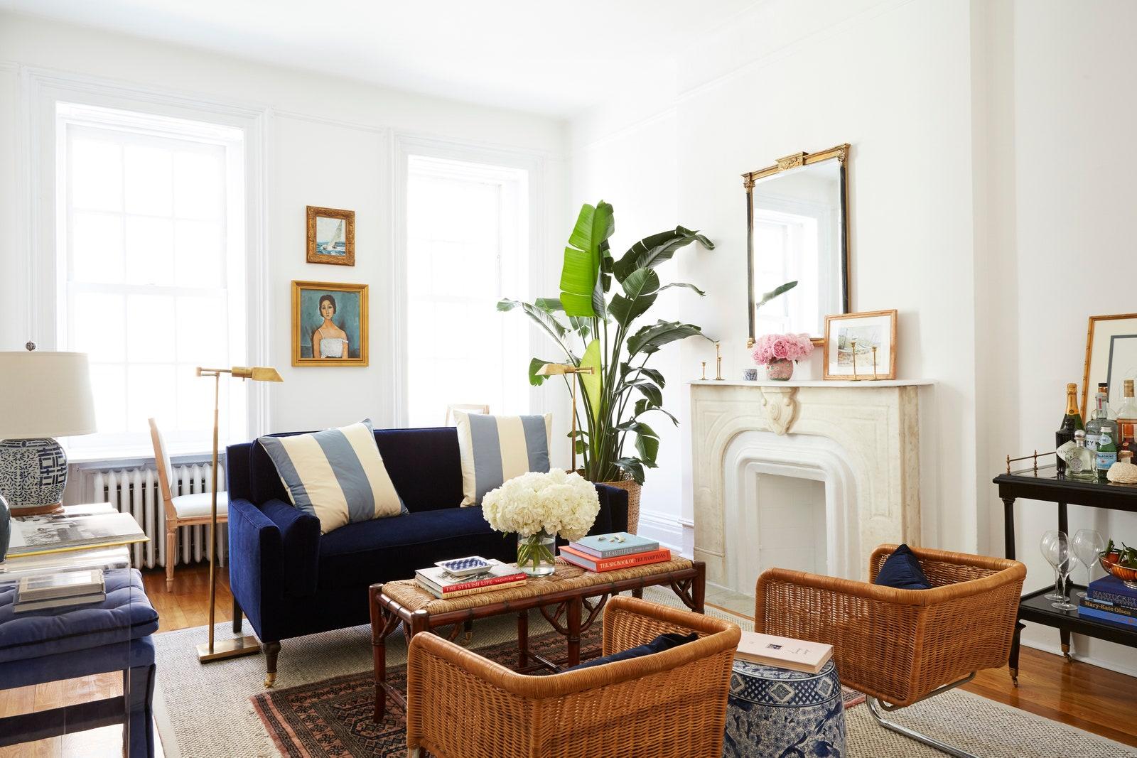 Thay đổi bọc ghế sofa để detox nhà