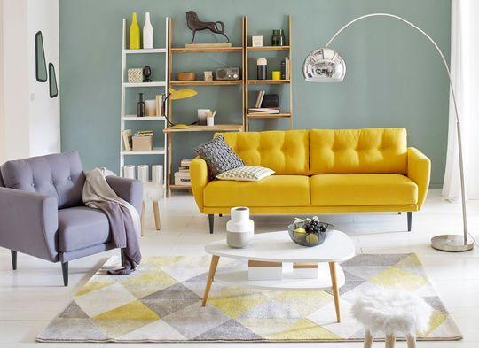 Thay đổi màu sắc sofa chuẩn bị Tết Tân Sửu