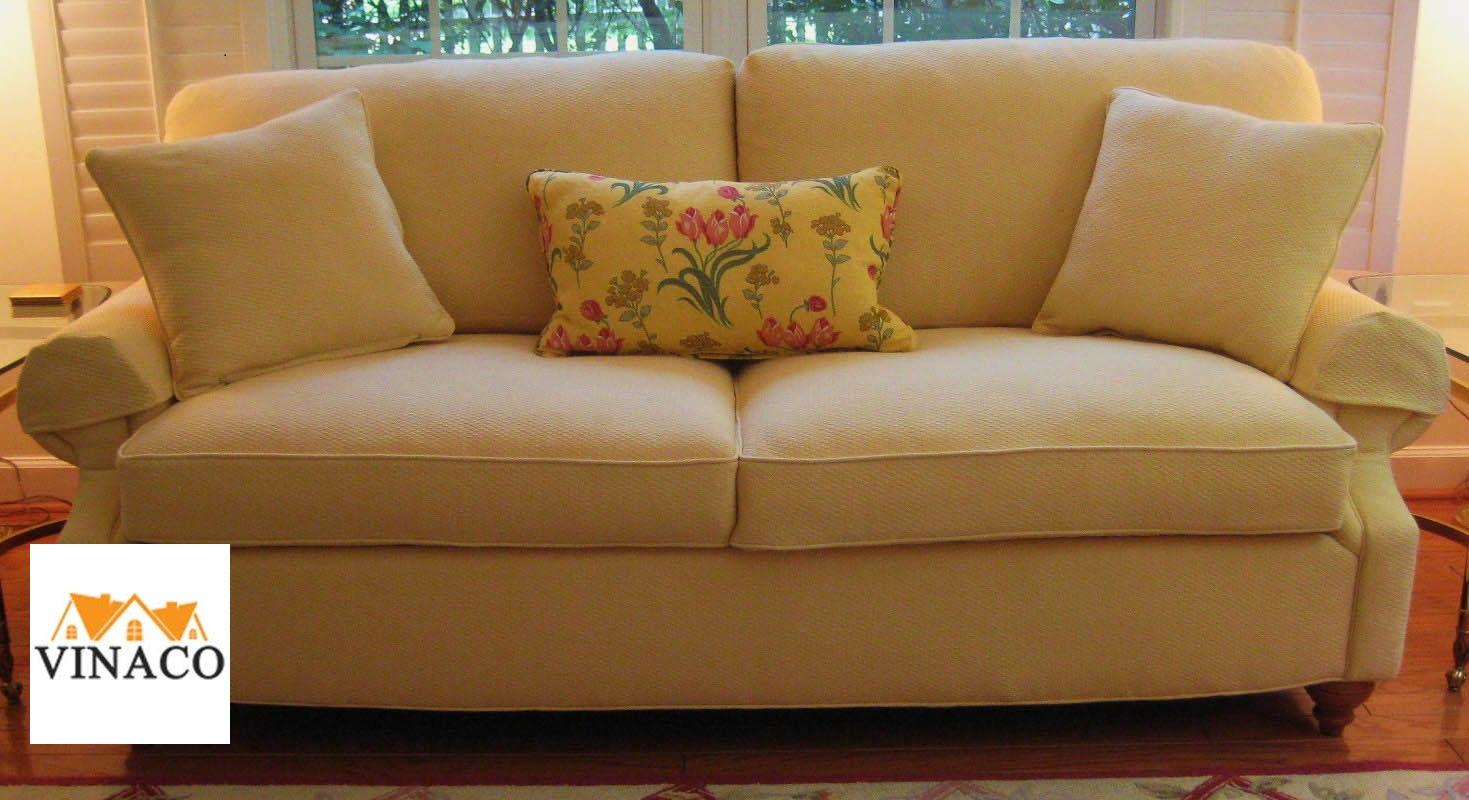 Thêm một gợi ý hay về cách bọc ghế sofa cho căn hộ chung cư