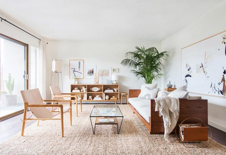 Thiết kế nội thất đơn giản cũng phong cách Zen Nhật Bản