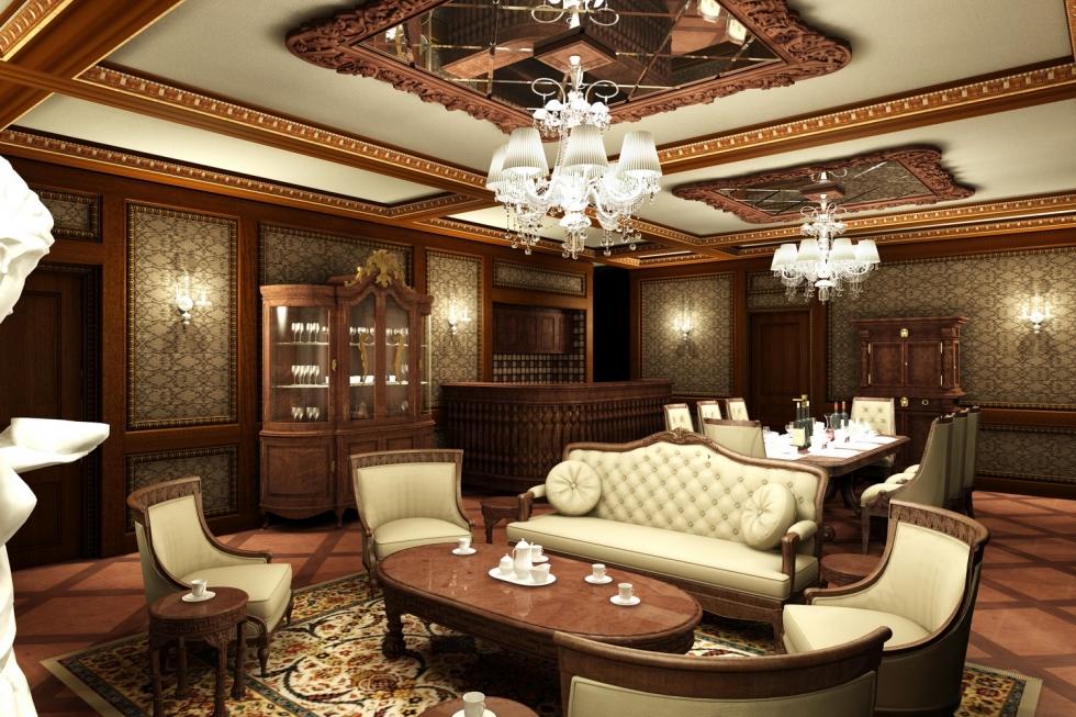 Thiết kế phòng khách đẹp và ấn tượng cho ngôi nhà của bạn