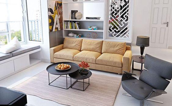 Tổng hợp những kiểu ghế sofa phổ biến hiện nay
