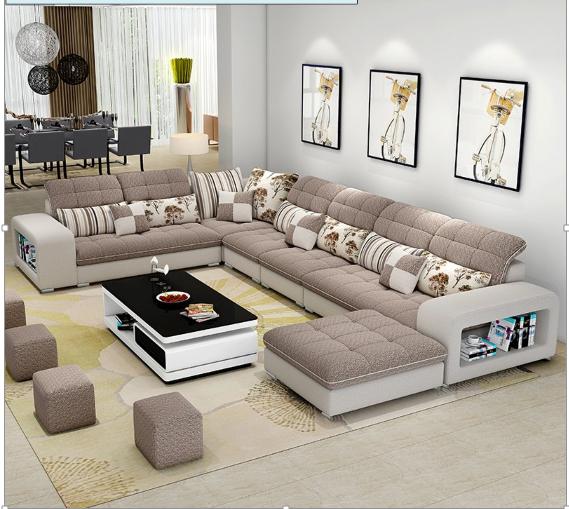 Tổng hợp những mẫu ghế sofa phòng khách hiện đại nhất
