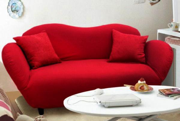 Vải bọc ghế sofa nhung được làm bằng chất liệu gì?