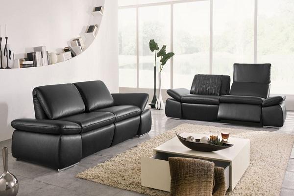 Vài điều lưu ý để luôn có một bộ ghế sofa da như mới