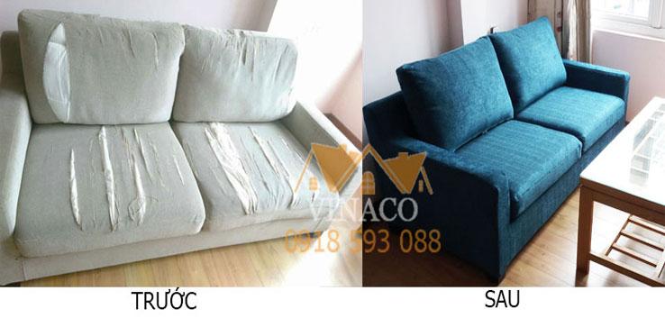 Vải tốt nhất cho sofa của bạn – Dịch vụ bọc ghế sofa tại nhà