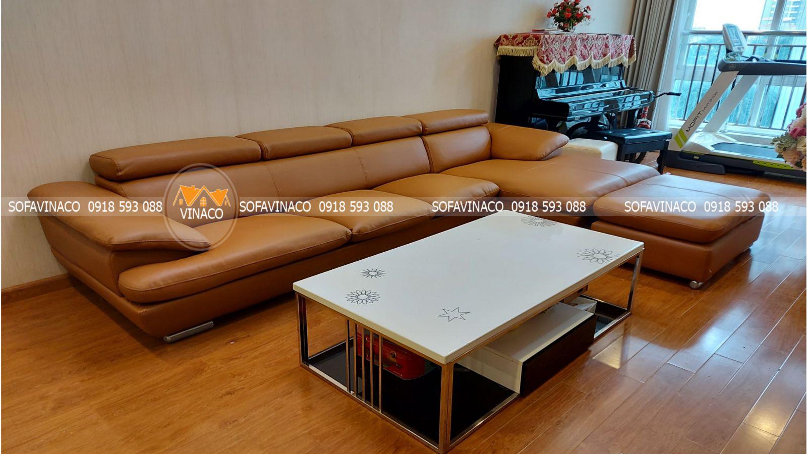 Vì sao bọc ghế sofa da lại là dịch vụ được sử dụng rất nhiều?