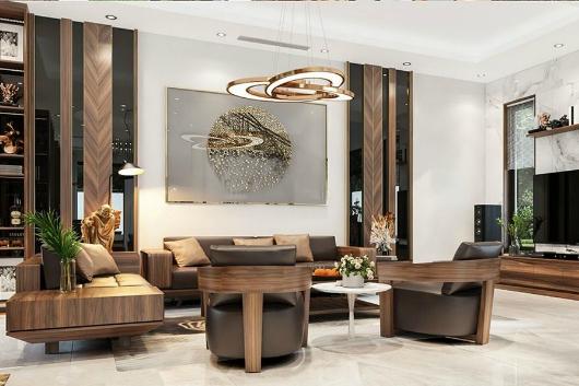 Vì sao đóng ghế sofa gỗ luôn được ưu tiên lựa chọn