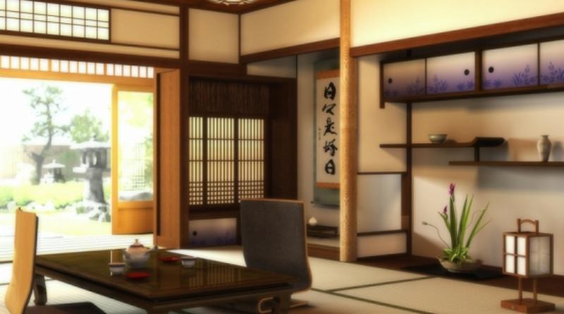 Yếu tố tạo nên phòng khách phong cách Nhật Bản